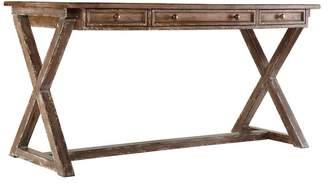 Hooker Furniture Hooker Melange Bennett X-Base Writing Desk