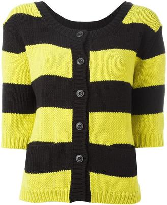 Twin-Set striped cardigan $163.61 thestylecure.com