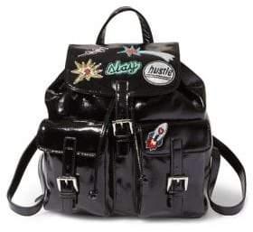 Steve Madden Heidi Magnetic Backpack