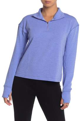 Outdoor Voices OV Fleece Half Zip Pullover