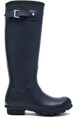 Hunter Original Tall Rain Boot $150 thestylecure.com