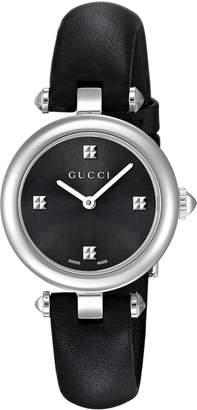 Gucci Women's YA141506 Analog Display Swiss Quartz Watch
