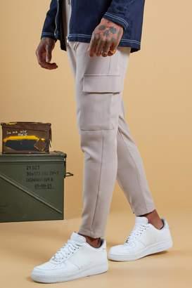 4ddda5aa02a7 boohoo Grey Chinos & Khakis For Men - ShopStyle UK