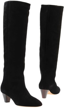 079f699fe8a2 Etoile Isabel Marant Leather Sole Women's Boots - ShopStyle