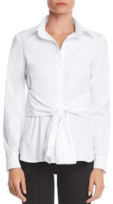 Bailey 44 Hold Me Tight Tie-Front Shirt