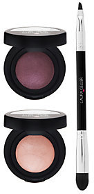 Laura Geller Baked Color Intense Shadow Duo w/ Shadow Brush
