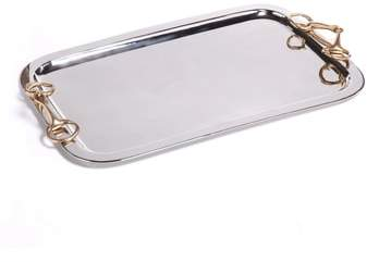 Buy Zodax Large Imani Rectangular Serving Tray!