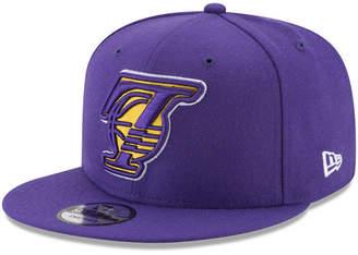 New Era Los Angeles Lakers Flip It 9FIFTY Snapback Cap