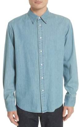Rag & Bone Fit 3 Chambray Denim Shirt