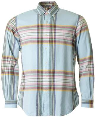 Polo Ralph Lauren Brushed Cotton Checked Shirt