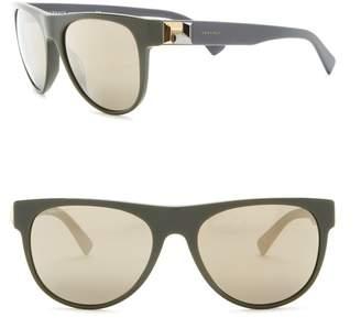Versace 57mm Square Sunglasses