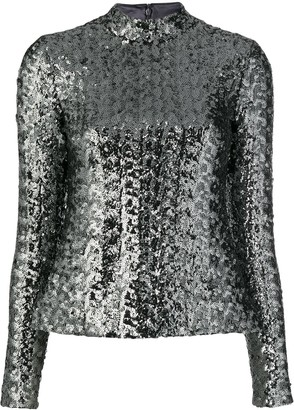 Alexis sequinned top