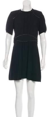 Isabel Marant Structured Mini Dress