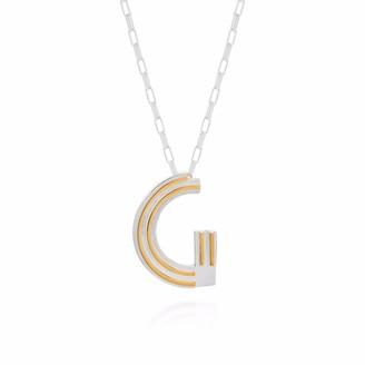 Yasmin Everley Jewellery Saxony G Initial Necklace