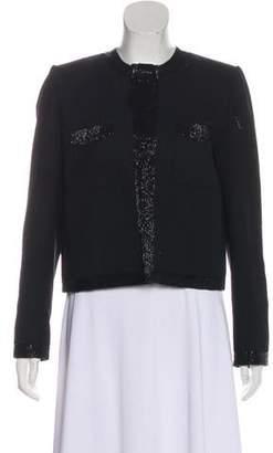 Saint Laurent Embellished Wool Jacket