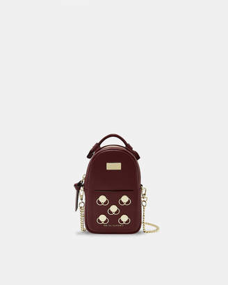 Ted Baker EMBLEM Mini leather belt bag