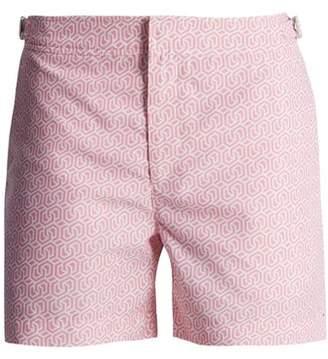 Orlebar Brown - Setter Themis Swim Shorts - Mens - Pink