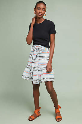 Plenty by Tracy Reese Linda Striped Skirt