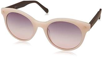 Fossil Women's Fos 2055/s Round Sunglasses