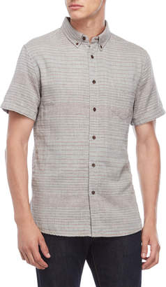 Surfside Supply Button-Down Stripe Shirt