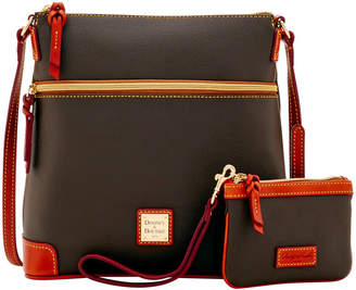 Dooney & Bourke Eva Crossbody W Med Wristlet