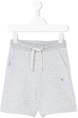 Gant Kids drawstring lounge shorts