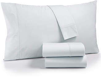 Calvin Klein Parterres Cotton 270-Thread Count 4-Pc. California King Sheet Set Bedding