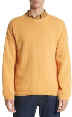 Our Legacy Mohair Blend Crewneck Sweater