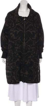 Stella McCartney Zip-Up Knit Jacket