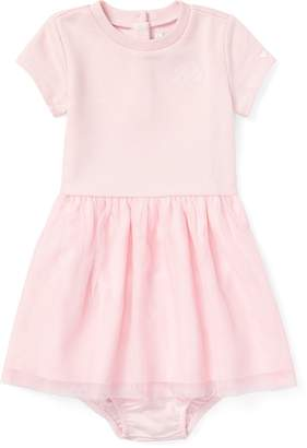 Ralph Lauren Tulle T-Shirt Dress & Bloomer