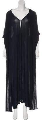 Rachel Comey Maxi V-Neck Dress