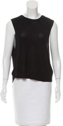 3.1 Phillip Lim Asymmetrical Knit Top