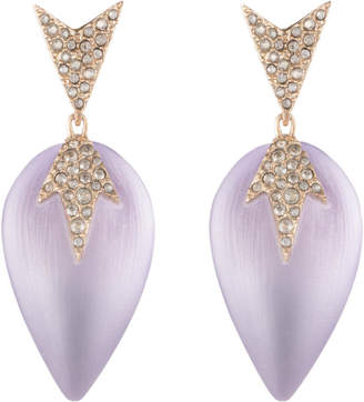 Free Standard Shipping At Alexis Bittar Crystal Encrusted Dangling Starburst Post Earring