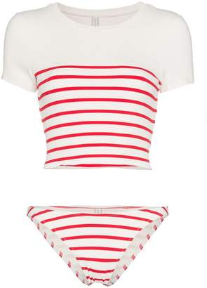 Solid And Striped the meghan stripe bikini