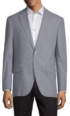 Jack Victor Conway Micro Check Jacket
