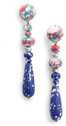 Lele Sadoughi Copacabana Drop Earrings