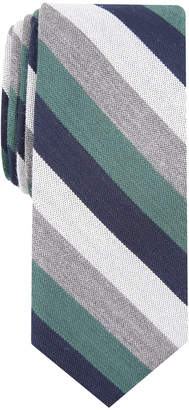 Bar III Men Dupont Stripe Skinny Tie