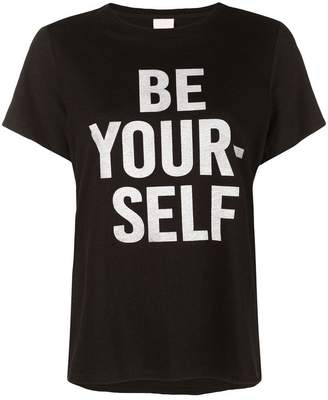 Cinq à Sept Be Yourself T-shirt