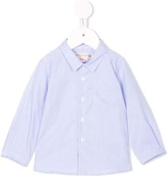 Bonpoint Malo striped shirt