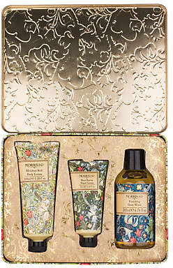 Heathcote & Ivory Morris & Co Golden Lily Body Care Set