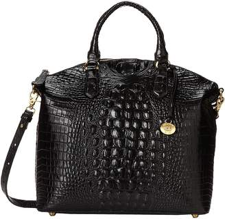 Brahmin Melbourne Large Duxbury Satchel Satchel Handbags