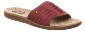 BearPaw Women's Cedar Flat Sandals Women's Shoes