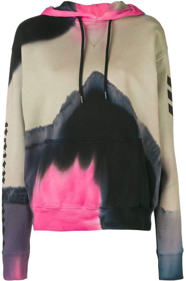Spencer tie dye hoodie