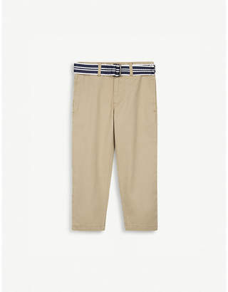 Ralph Lauren Skinny fit cotton chinos 2-4 years