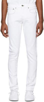 Rag & Bone White Fit 1 Jeans