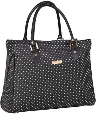 Isaac Mizrahi Live! Quincy DLX Shopper Tote Bag