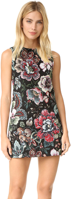 alice + olivia Clyde Shift Dress $330 thestylecure.com