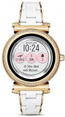 Michael Kors Sofie Touchscreen Smartwatch, 42mm