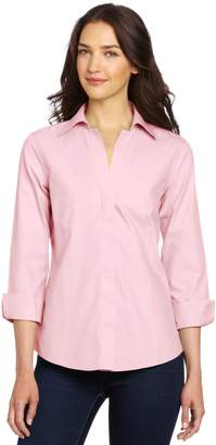 Foxcroft Women's Taylor Essential Non-Iron Blouse