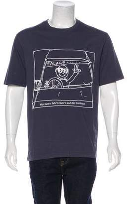 Palace Skateboards Autobahn Graphic T-Shirt